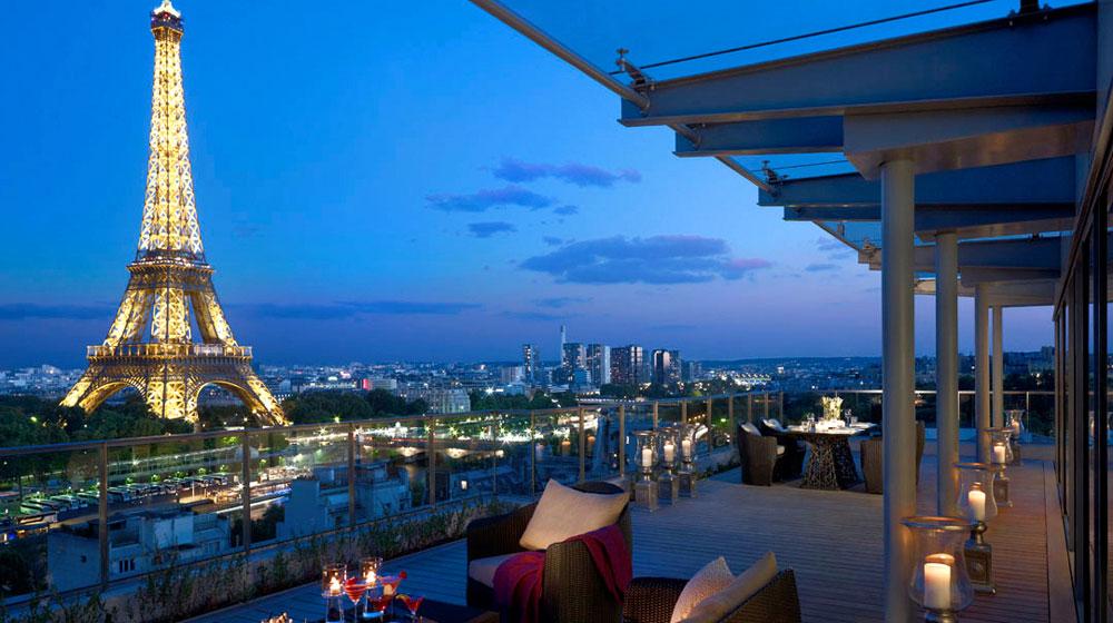 Top 5 des hôtels économiques à Paris
